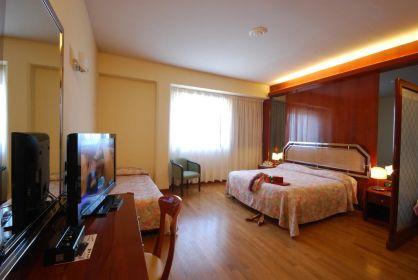 Camera Standard Hotel Napoleon Lucca
