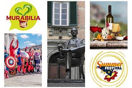 Eventi Lucca: Festival, cucina e natura