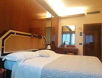 Camera matrimoniale standard Hotel Napoleon
