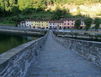 Il Ponte del Diavolo, la Media Valle e la Garfagnana